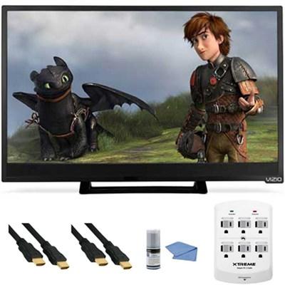 D24H-C1- 24-Inch Full HD 720p 60Hz LED HDTV + Hookup Kit