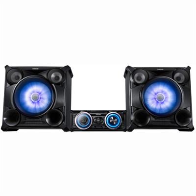 MX-FS8000 - 2300 Watt 2.2 Channel Bluetooth Mini Audio System CD/MP3 - OPEN BOX