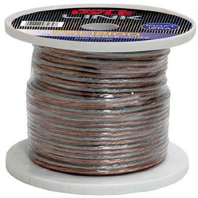 12-Gauge 100-Feet Speaker Wire