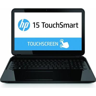 TouchSmart 15.6` HD 15-d020nr Notebook PC - AMD Quad-Core A4-5000 Processor