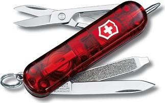 Signature Laser Pocket Knife