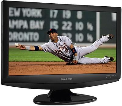 LC-19SB25U 19` High-definition LCD Flat-Panel TV