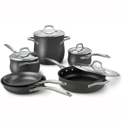Unison Nonstick 10-pc. Cookware Set - 1756051
