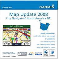 City Navigator North America NT 2008 Update