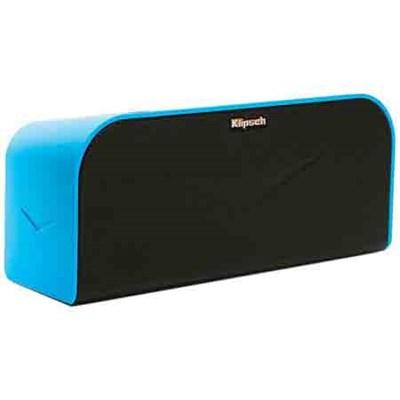 Music Center KMC 1 Portable Speaker System - Blue - REFURBISHED