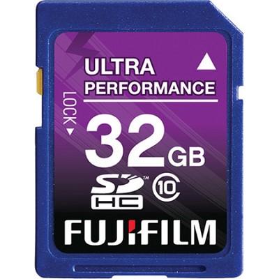 32 GB SDHC Class 10 Flash Memory Card