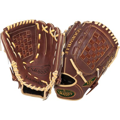 12-Inch FG 125 Series Baseball Infielders Glove Left Hand Throw - Brown
