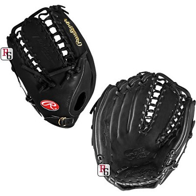 GG601B Gold Glove Series 12.75 in Left Handed Adult Outfield Baseball Glove