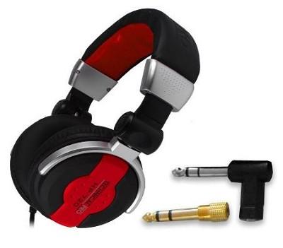 HP720 Professional Headphones Red