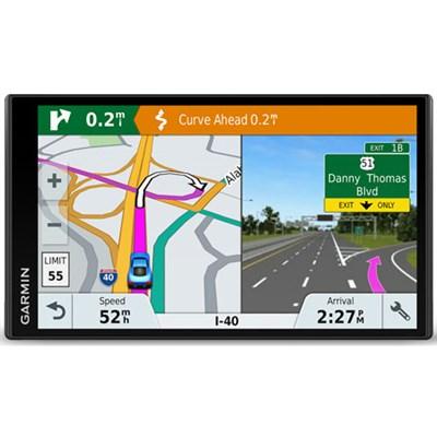 DriveSmart 61 NA LMT-S Advanced Navigation GPS w/ Smart Features - 010-01681-02