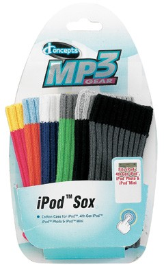 Sox for iPod (six-pack)
