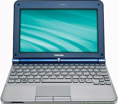 NB205-N325BL 10.1 inch Mini Notebook PC - Royal Blue