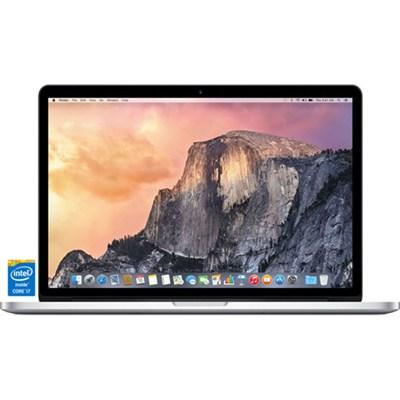 MacBook Pro 15.4` 512GB Laptop w/ Retina Display - Intel Core i7 - OPEN BOX