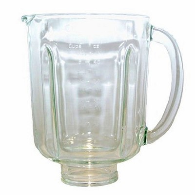 SPB-JAR4 40 Oz. Glass Blender Jar for SPB-7, SPB-7CH and BFP-703