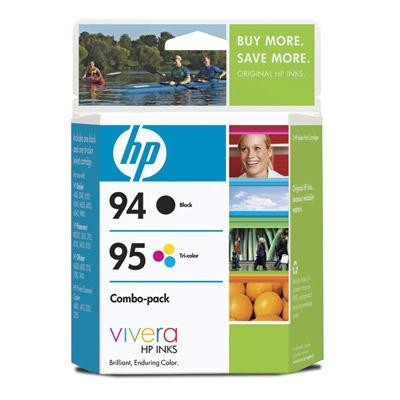 94/95 Combo-pack Inkjet Print Cartridges (C9354FN)