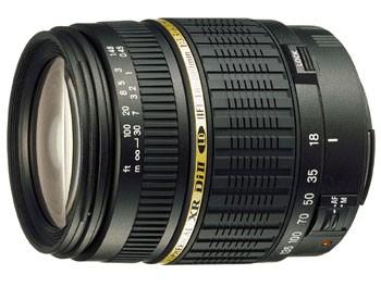 18-200mm F/3.5-6.3 AF DI-II LD (IF) Lens For Nikon.    ** OPEN BOX**