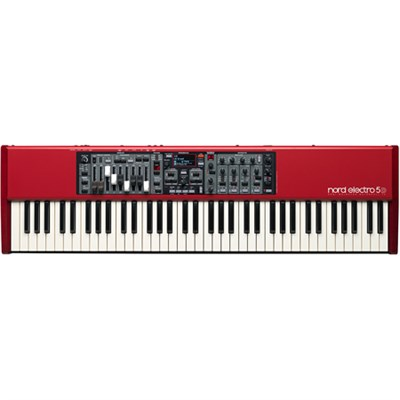 Electro 5D 73-Key Semi-Weighted Waterfall Keyboard