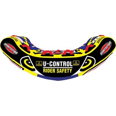 U Slalom 2 Inflatable Double Rider Towable