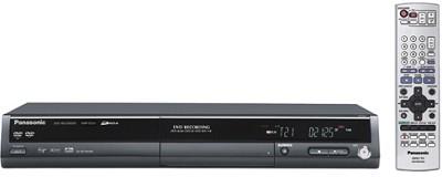 DMR-ES20K DVD Recorder (Black)