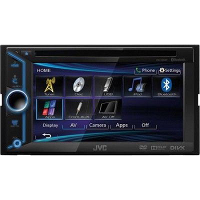 KWV20BT 6.1` Display Multimedia Receiver