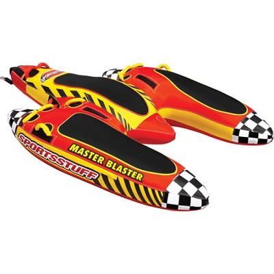 Master Blaster Inflatable Three Rider Towable