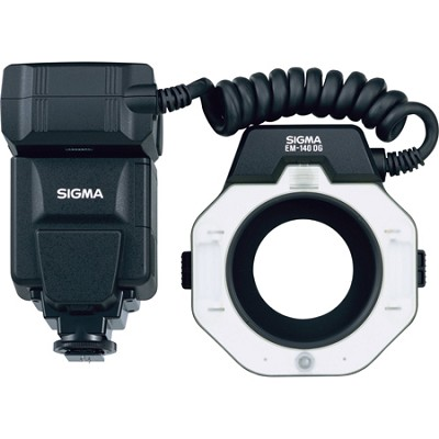 Flash Macro Ring EM-140 DG for Pentax SLR Cameras