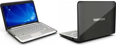 Satellite T215D-S1140 TruBrite 11.6-Inch Laptop (Chrome)