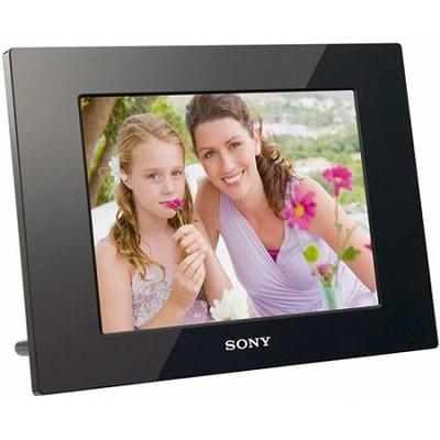 DPF-D810 - 8 Inch SVGA LCD (4:3) Digital Photo Frame (Black) w/ Remote