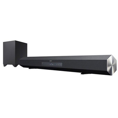 HT-CT260H Soundbar and Wireless Subwoofer - OPEN BOX