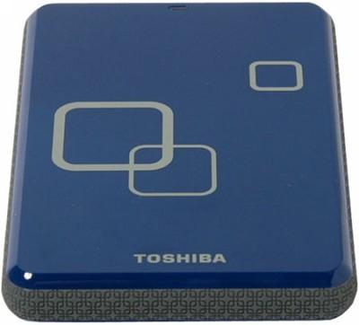 DS TS 500GB Canvio USB HD Portable External Hard Drive (Liquid Blue)