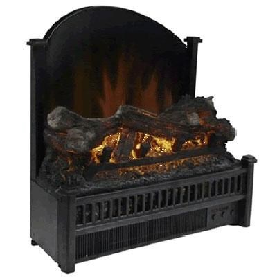 Comfort Glow Electric Log Heater with Reflector - ELCG347