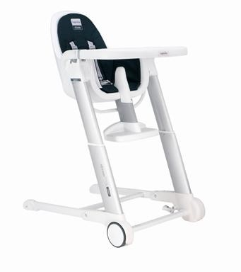 2008 Zuma High Chair (Grey)