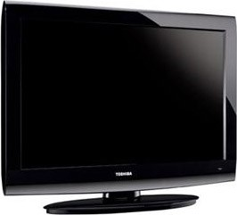 32C100U 32-Inch LCD HDTV (Black Gloss) - OPEN BOX