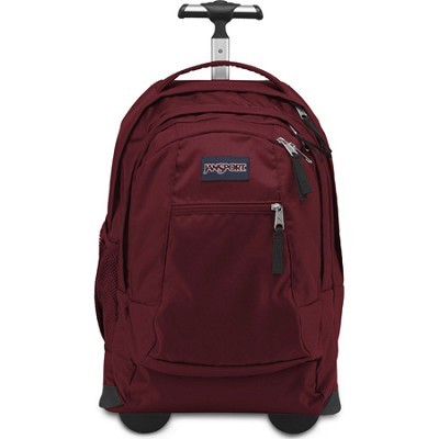 Driver 8 Wheeled Backpack - Viking Red (TN89)