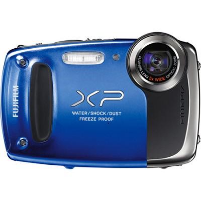 Finepix XP50 14MP CMOS Digital Camera (Blue)