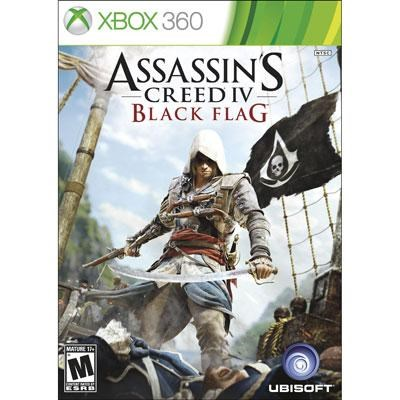 Assassin's Creed IV Black Flag for Xbox 360 - 52811