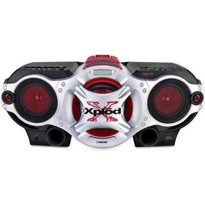CFD-G700CP Xplod CD Radio Cassette Recorder Boombox