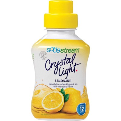Kraft Flavor 500ml Crystal Light Lemonade