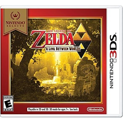 The Legend of Zelda A Link Between Worlds for 3DS