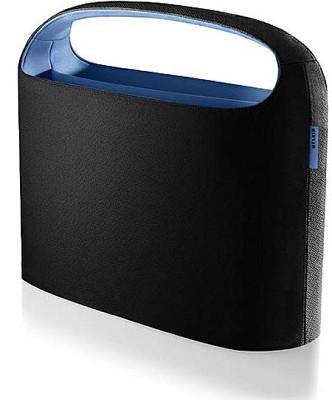 F8N060-023 15-Inch Hideaway Laptop case (Dark Sky/Pitch Black)