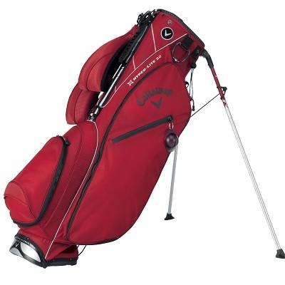 Golf Hyper-Lite 3.0 Stand Bag Red       OPEN BOX