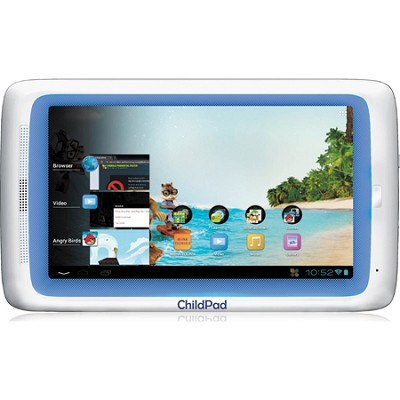 ChildPad 7-Inch 4 GB Tablet (White) - OPEN BOX