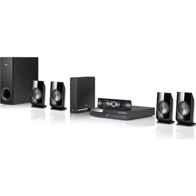 BH6820SW 1000W 3D WiFi Smart Blu-ray Home Theater System, Wireless Rear Speakers