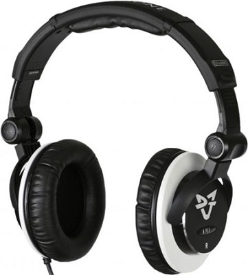 DJ1 S-Logic Surround Sound Professional Headphones