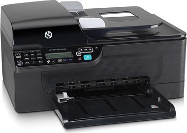 Officejet 4500 All-in-One Wireless Printer (CN547A#B1H)