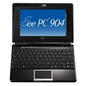 EEEPC904HA-BLK010X (XP operating system)