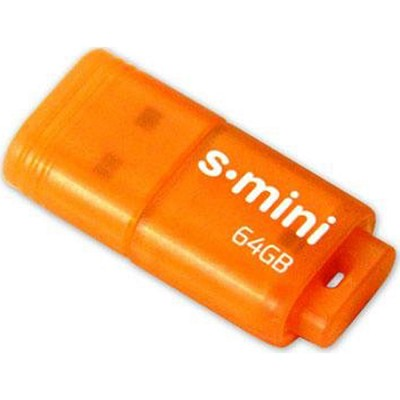 PSF64GSMUSB S Mini USB 3.0 Flash Drive