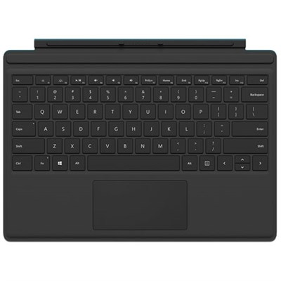 Surface Pro 4 Type Cover (Black)