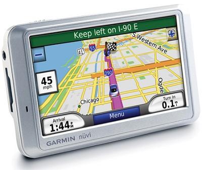 nuvi 750 GPS Navigator & Personal Travel Assistant (Refurbished)