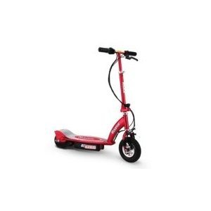 E100 Electric Scooter - Red - OPEN BOX